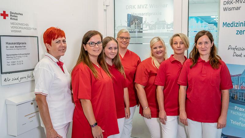 Hausarztpraxis in Wismar Dr. med. Mareike Falk Fachärztin für Allgemeinmedizin